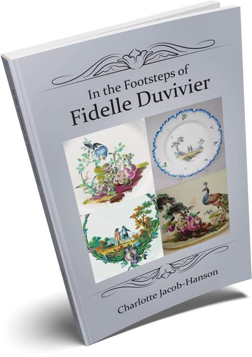 In the Footsteps of Fidelle Duvivier by Charlotte Jacob-Hanson